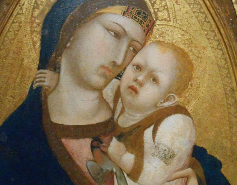 Mostra Ambrogio Lorenzetti - La Madonna delle Serre di Rapolano