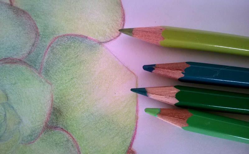 Le matite colorate