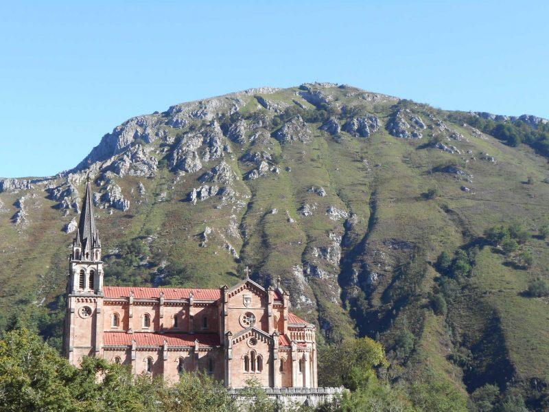 Laterale Basilica de Covadonga
