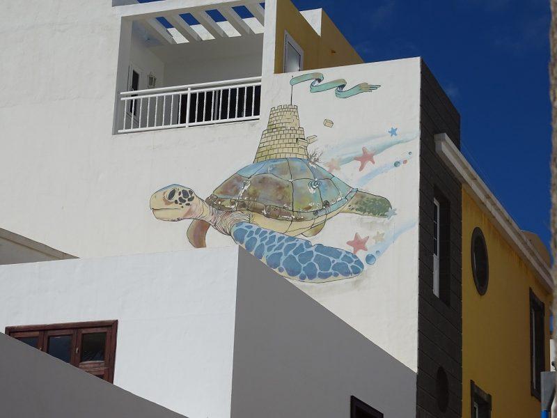 Murales di Gran Tarajal