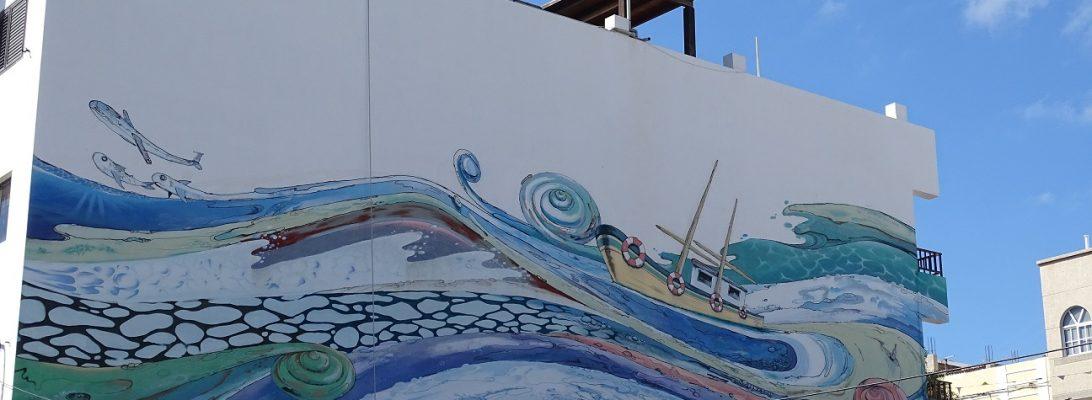Murales Gran Tarajal